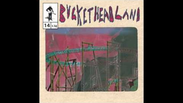 Buckethead - The Mark of Davis (Buckethead Pikes #14)