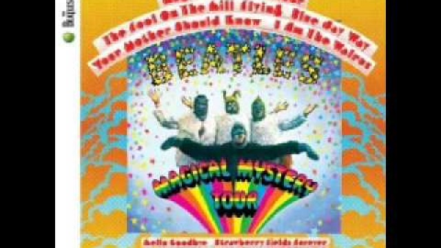 The Beatles - Flying  (Magical Mistery Tour)