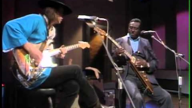 Albert King con Stevie Ray Vaughan - Born Under A Bad Sign