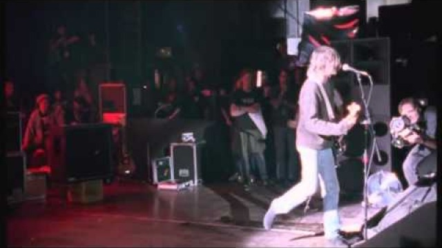 Nirvana - Smells Like Teen Spirit (Live 1991)