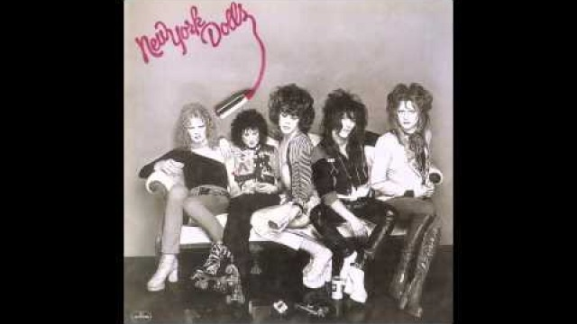 New York Dolls - Frankenstein