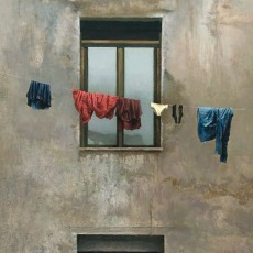 Giosuè Calaciura presenta 'Borgo Vecchio'