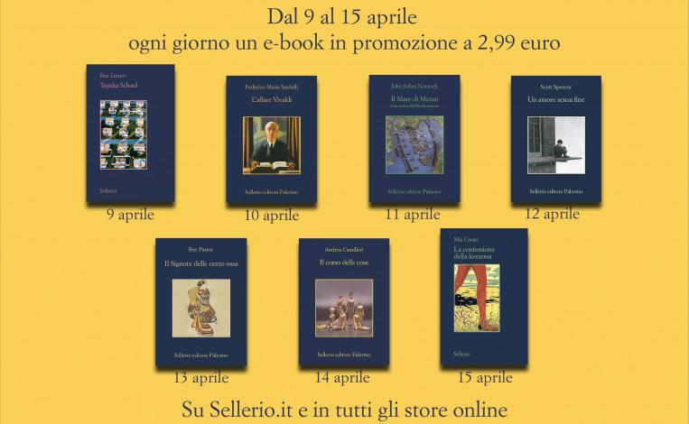 E-book in promozione dal 9 al 15 aprile