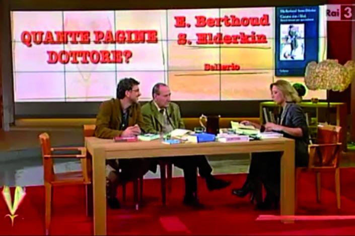 Fabio Stassi, Ella Berthoud,    Susan Elderkin