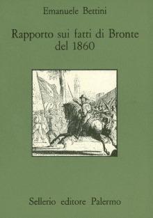 Rapporto sui fatti di Bronte del 1860