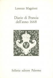 Diario di Francia dell'anno 1668
