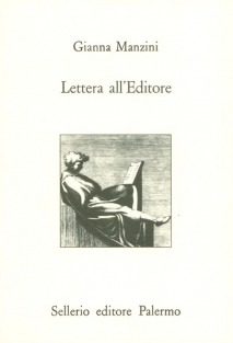 Lettera all'Editore