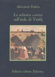 La solitaria casetta sull'isola di Vasilij