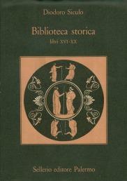 Biblioteca storica (libri XVI-XX)