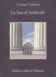 La lista di Andocide