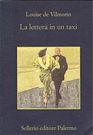 La Lettera in un taxi