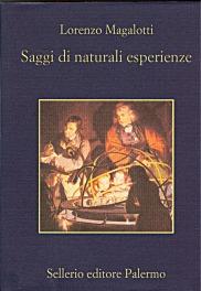 Saggi di naturali esperienze