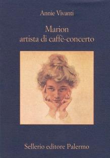 Marion artista di caffè-concerto