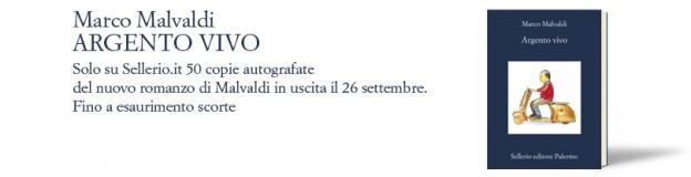 In occasione dell'uscita del nuovo romanzo di Marco Malvaldi, su Sellerio.it in palio le copie autografate dall'autore. Puoi acquistare la tua già da oggi e riceverla direttamente a casa a partire dal 26 settembre. Affrettati, ci sono in palio soltanto 50 copie fino a esaurimento scorte. Se non rientri tra i cinquanta fortunati sarai avvisato con una email e, se vorrai, potrai annullare l'ordine.